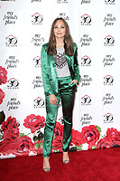 LOS ANGELES - APR 7:  Maddie Ziegler at the My Friend's Place 30th Anniversary Gala on the Hollywood Palladium on April 7, 2018 in Los Angeles, CA