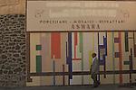Usine de mosaiques italiennes a Asmara..italian  mosaic factory in Asmara