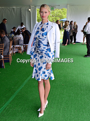 """KAROLINA KURKOVA.attends the Sentabale Charity Polo Match at the Greenwich Polo Club, Conneticut_15/05/2013.Prince Harry is on a week long USA visit the includes Washington, Denver, Colorado Springs, New Jersey, New York and Conneticut..Mandatory credit photo:©DIASIMAGES..NO UK USE UNTIL 11/06/2013.(Failure to credit will incur a surcharge of 100% of reproduction fees)..**ALL FEES PAYABLE TO: """"NEWSPIX  INTERNATIONAL""""**..Newspix International, 31 Chinnery Hill, Bishop's Stortford, ENGLAND CM23 3PS.Tel:+441279 324672.Fax: +441279656877.Mobile:  07775681153.e-mail: info@newspixinternational.co.uk"""