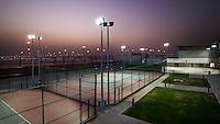 Al Ain University Sports Facilities