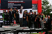 Season Champion, #98 Mark Motors Racing, Porsche 991 / 2017, GT3CP: Zacharie Robichon