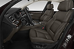 Front seat view of 2015 BMW 5 Series 535i Gran Turismo Luxury Line 5 Door Hatchback Front Seat  car photos