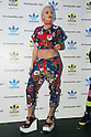 "Rita Ora, September 19, 2014 : British singer, songwriter and actress Rita Ora poses for the cameras during the ""adidas Originals by Rita Ora"" launch on September 19, 2014 in Tokyo, Japan. (Photo by Rodrigo Reyes Marin/AFLO)"