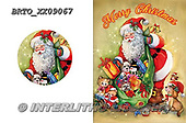 Alfredo, CHRISTMAS SANTA, SNOWMAN, WEIHNACHTSMÄNNER, SCHNEEMÄNNER, PAPÁ NOEL, MUÑECOS DE NIEVE, paintings+++++,BRTOXX09067,#x#
