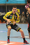 Rhein Neckar Loewe Andy Schmid (Nr.2) sucht seinen freien Mitspieler beim Spiel in der Handball Champions League, Rhein Neckar Loewen - HBC Nantes.<br /> <br /> Foto &copy; PIX-Sportfotos *** Foto ist honorarpflichtig! *** Auf Anfrage in hoeherer Qualitaet/Aufloesung. Belegexemplar erbeten. Veroeffentlichung ausschliesslich fuer journalistisch-publizistische Zwecke. For editorial use only.