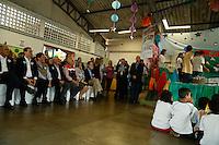 SÃO PAULO, SP, 02.12.2016 - DENGUE-SP . O Ministro da Educação Mendonça Filho participa :de evento de lançamento da campanha contra a dengue, na escola Alcides da Costa Vidigal, no Butantã, zona oeste de São Paulo, na manhã desta sexta-feira, 02.(Foto: Adriana Spaca/Brazil Photo Press)