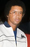 Arthur Ashe 1984<br /> Photo By John Barrett/PHOTOlink.net
