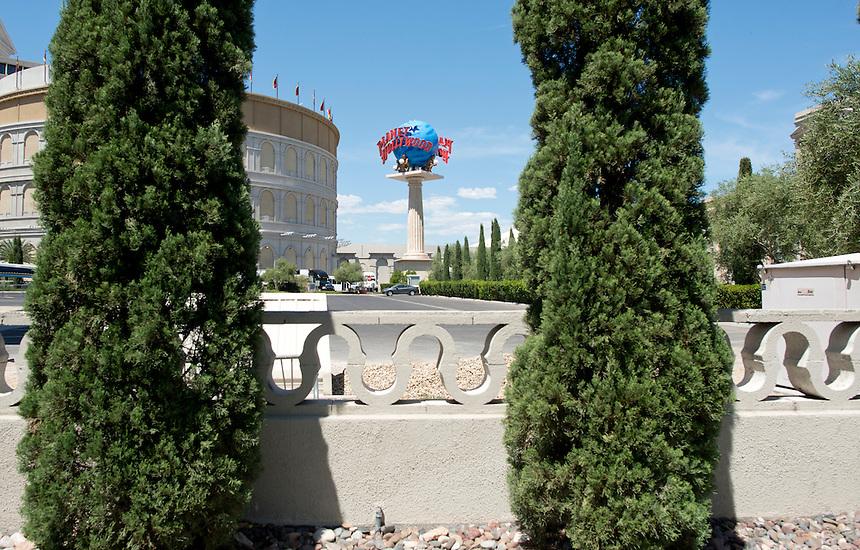 The Strip. Las Vegas, Nevada, USA