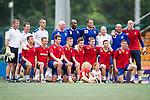 Rangers Training Session