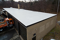 Project No. 158-213: Roof Replacement of the Westport Maintenance Garage in the Town of Westport. Construction Progress Documentation - Submission 6 Final
