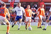 23/09/2000 Football League Division 3 Blackpool v Chesterfield<br /> <br /> 38272 jaszczun<br /> <br /> &copy; Phill Heywood