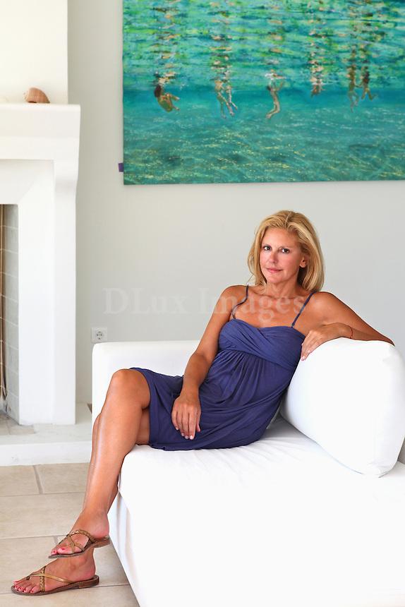 portrait of Maria Filopoulou