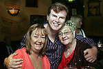 Mary Smyth, Dave Marr and Rose Reynolds at the Tribute to Seamus McCann Music Night in the New Central...Photo NEWSFILE/Jenny Matthews.(Photo credit should read Jenny Matthews/NEWSFILE)....This Picture has been sent you under the condtions enclosed by:.Newsfile Ltd..The Studio,.Millmount Abbey,.Drogheda,.Co Meath..Ireland..Tel: +353(0)41-9871240.Fax: +353(0)41-9871260.GSM: +353(0)86-2500958.email: pictures@newsfile.ie.www.newsfile.ie.FTP: 193.120.102.198.