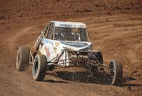 Apr 17, 2011; Surprise, AZ USA; LOORRS driver Wade Wyman (56) during round 4 at Speedworld Off Road Park. Mandatory Credit: Mark J. Rebilas-