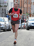 Robert Maher taking part n the Saint Vincent de Paul 5Km run. Photo: Colin Bell/pressphotos.ie
