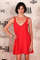 "Maria Ruiz during the premiere of the film ""Tarde para la Ira"" in Madrid. September 08, 2016. (ALTERPHOTOS/Rodrigo Jimenez) /NORTEPHOTO.COM"
