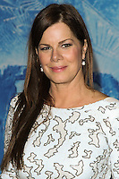 "HOLLYWOOD, CA - NOVEMBER 19: Marcia Gay Harden at the World Premiere Of Walt Disney Animation Studios' ""Frozen"" held at the El Capitan Theatre on November 19, 2013 in Hollywood, California. (Photo by David Acosta/Celebrity Monitor)"