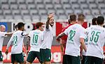 FussballFussball: agnph001:  1. Bundesliga Saison 2019/2020 27. Spieltag 23.05.2020<br /> SC Freiburg - SV Werder Bremen<br /> Kevin Vogt (Mitte, SV Werder Bremen) <br /> FOTO: Markus Ulmer/Pressefoto Ulmer/ /Pool/gumzmedia/nordphoto<br /> <br /> Nur für journalistische Zwecke! Only for editorial use! <br /> No commercial usage!