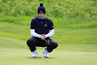 Martin Vorster (RSA) on the 9th during Round 4 of The East of Ireland Amateur Open Championship in Co. Louth Golf Club, Baltray on Monday 3rd June 2019.<br /> <br /> Picture:  Thos Caffrey / www.golffile.ie<br /> <br /> All photos usage must carry mandatory copyright credit (© Golffile | Thos Caffrey)
