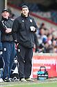 John Mousinho of Stevenage. Scunthorpe United v Stevenage - npower League 1 - Glanford Park, Scunthorpe - 21st January, 2012. © Kevin Coleman 2012