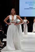 Launch - Massey Fashion Show 2014 at Michael Fowler Centre, Wellington,  New Zealand on Friday 14 November 2014. <br /> Photo by Masanori Udagawa. <br /> www.photowellington.photoshelter.com.