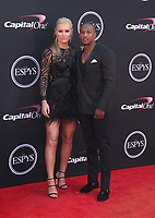 LOS ANGELES, CA - JULY 12: Lindsey Vonn and Kenan Smith at The 25th ESPYS at the Microsoft Theatre in Los Angeles, California on July 12, 2017. Credit: Faye Sadou/MediaPunch