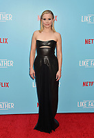 HOLLYWOOD, CA - JULY 31: Kristen Bell arrives at the Premiere Of Netflix's 'Like Father' at ArcLight Hollywood on July 31, 2018 in Hollywood, California.<br /> CAP/ROT/TM<br /> &copy;TM/ROT/Capital Pictures