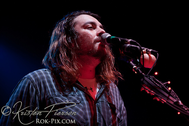 Seether perform at the Comcast Center in Hartford on May 20, 2011