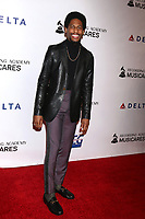 LOS ANGELES - FEB 8:  Jon Batiste at the MusiCares Person of the Year Gala at the LA Convention Center on February 8, 2019 in Los Angeles, CA