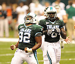 Tulane vs. Southeastern Louisiana (Football 2011)
