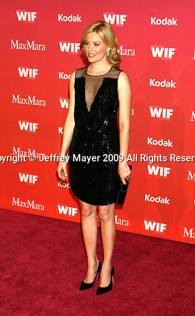 CENTURY CITY, CA. - June 12: Elizabeth Banks arrives at Women In Film's 2009 Crystal + Lucy Awards held at the Hyatt Regency Century Plaza on June 12, 2009 in Century City, California.