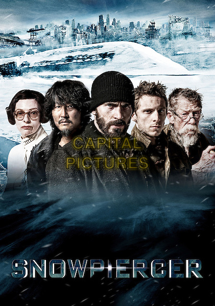 POSTER ART<br /> in Snowpiercer (2013) <br /> *Filmstill - Editorial Use Only*<br /> CAP/FB<br /> Image supplied by Capital Pictures