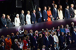 LONDON, ENGLAND 08/29/2012:  Royal Family and dignitaries at the Opening Ceremonies at the London 2012 Paralympic Games in the Olympic Stadium. (Photo by Matthew Murnaghan/Canadian Paralympic Committee)