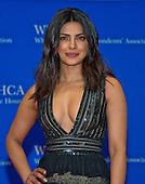 Priyanka Chopra arrives for the 2016 White House Correspondents Association Annual Dinner at the Washington Hilton Hotel on Saturday, April 30, 2016.<br /> Credit: Ron Sachs / CNP<br /> (RESTRICTION: NO New York or New Jersey Newspapers or newspapers within a 75 mile radius of New York City)