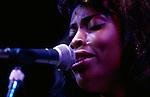 Soul and R&B singer Ruby Turner