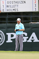 J.B. Holmes (USA) at the 12th green during Friday's Round 2 of the 2017 PGA Championship held at Quail Hollow Golf Club, Charlotte, North Carolina, USA. 11th August 2017.<br /> Picture: Eoin Clarke | Golffile<br /> <br /> <br /> All photos usage must carry mandatory copyright credit (&copy; Golffile | Eoin Clarke)