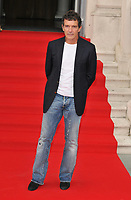 "LONDON, ENGLAND - AUGUST 08: Antonio Banderas at the ""Pain and Glory"" Film4 Summer Screen opening gala & launch party, Somerset House, The Strand, on Thursday 08 August 2019 in London, England, UK.<br /> CAP/CAN<br /> ©CAN/Capital Pictures"