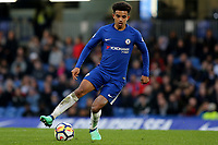 Jacob Maddox of Chelsea in action during Chelsea Under-23 vs Tottenham Hotspur Under-23, Premier League 2 Football at Stamford Bridge on 13th April 2018