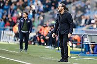 26th January 2020; Coliseum Alfonso Perez, Madrid, Spain; La Liga Football, Club Getafe Club de Futbol versus Real Betis; Jose Bordalas Coach of Getafe CF