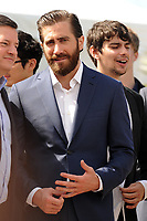 Jake Gyllenhaal at the Photocall &acute;OKJA` - 70th Cannes Film Festival on May 19, 2017 in Cannes, France.<br /> CAP/LAF<br /> &copy;Lafitte/Capital Pictures /MediaPunch ***NORTH AND SOUTH AMERICAS, CANADA and MEXICO ONLY***