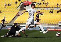 181021 ISPS Handa Premiership Football - Team Wellington v Wellington Phoenix Reserves