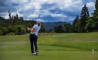 Ashleigh Hall. 2018 Annika Australiasia Invitational Junior-Am at Royal Wellington Golf Club in Upper Hutt, Wellington, New Zealand on Friday, 14 December 2018. Photo: Dave Lintott / lintottphoto.co.nz