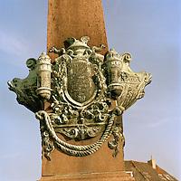 April 1991. Willemdok in Antwerpen.