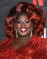 "10 January 2020 - Beverly Hills, California - Latrice Royale. Netflix's ""AJ And The Queen"" Season 1 Premiere at The Egyptian Theatre in Hollywood. Photo Credit: Billy Bennight/AdMedia"