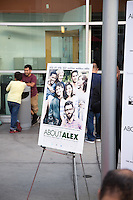Los Angeles premiere of ABOUT ALEX