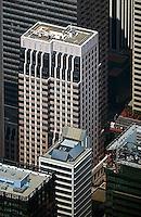 aerial photograph Central Plaza 455 Market Street San Francisco