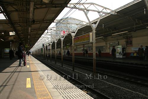 Mar 3, 2006; Tokyo, JPN; Suidobashi.Suidobashi Station...Photo Credit: Darrell Miho .Copyright © 2006 Darrell Miho .