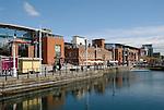 Gunwharf Quays, Portsmouth, Hampshire, England