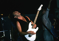 Gary Moore performs at The Caberet Metro in Chicago, Illinois. Aug.16,1987  <br /> CAP/MPI/GA<br /> &copy;GA/MPI/Capital Pictures