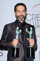 LOS ANGELES - JAN 27:  Tony Shalhoub at the 25th Annual Screen Actors Guild Awards at the Shrine Auditorium on January 27, 2019 in Los Angeles, CA